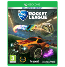 Rocket League: Collector's Edition Xbox One Used
