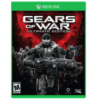 Gears of War: Ultimate Edition (Xbox One) Used