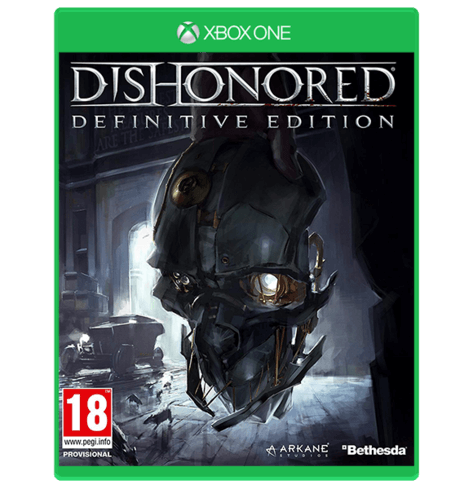 Dishonored Definitive Edition - Xbox One Used
