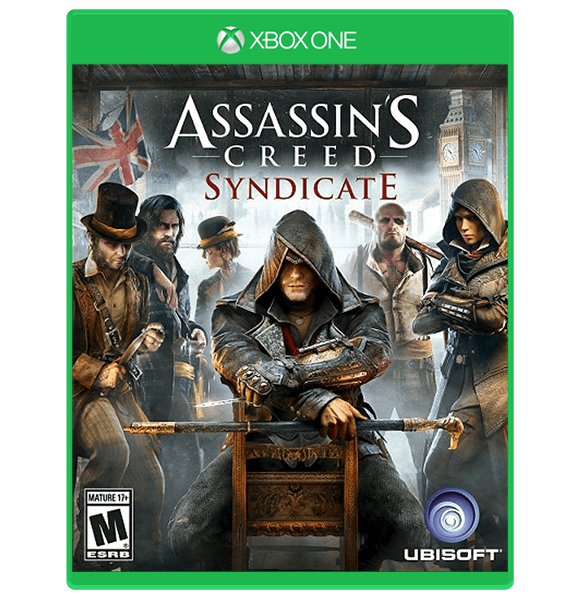 Assassin's Creed Syndicate Arabic Edition (Xbox One) Used