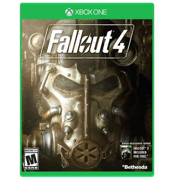 Fallout 4 - Xbox One Used