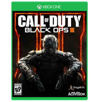 Call Of Duty: Black Ops III Arabic Edition XB1 Used