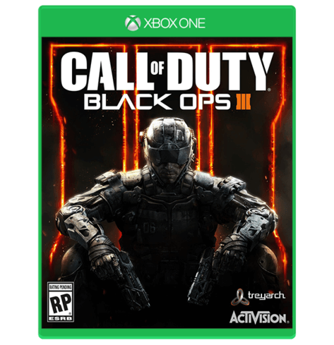 Call of Duty: Black Ops III - Xbox One Used