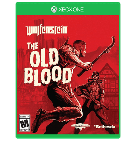 Wolfenstein: The Old Blood - Xbox One Used