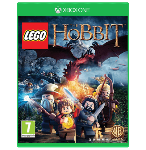 Lego The Hobbit - Xbox One Used