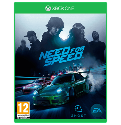 Need for Speed - Xbox One Used