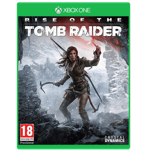 Rise of the Tomb Raider XBOX Used