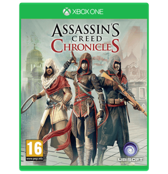 Assassin's Creed Chronicles Xbox One  Used