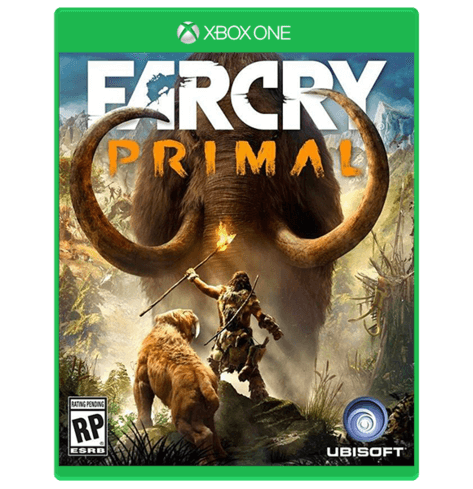Far Cry Primal - Xbox One Standard Edition Used