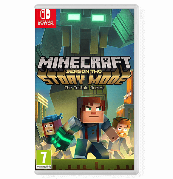 Minecraft season two : story mode-Nintendo Switch