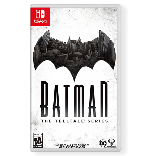 Batman: The Telltale Series - Nintendo Switch