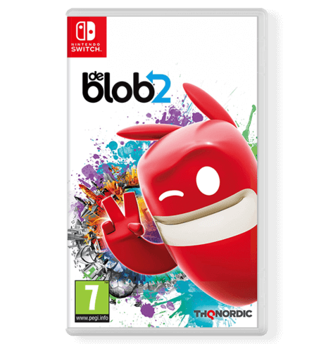 De Blob 2 - Nintendo Switch