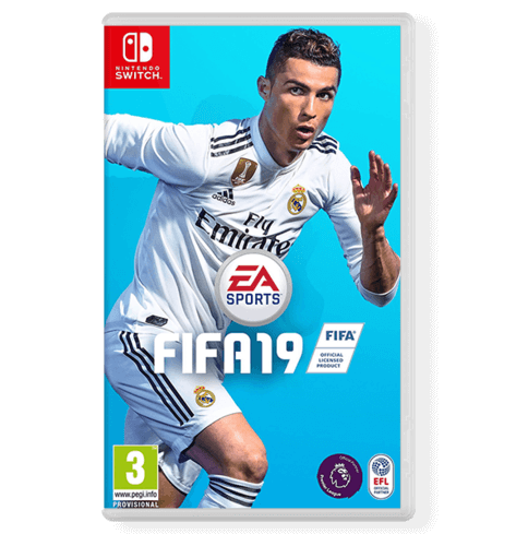FIFA 19 Standard - Nintendo Switch - Used