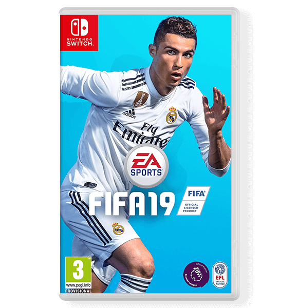 FIFA 19 Standard - Nintendo Switch