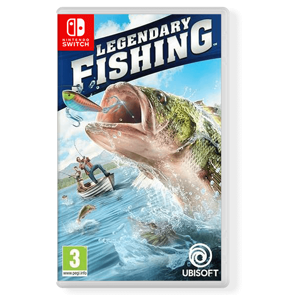 Legendary Fishing - Nintendo Switch