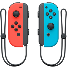 Nintendo Joy-Con (L/R)-Neon Red / Neon Blue