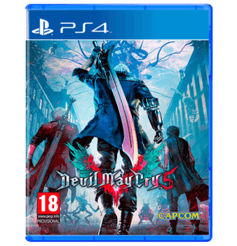 DEVIL MAY CRY 5 - used