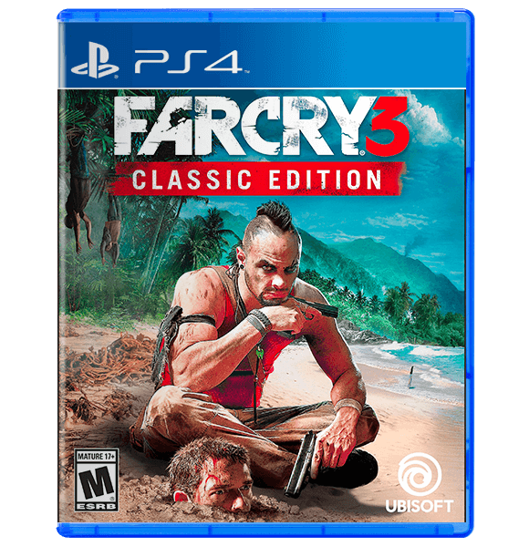 Far Cry 3 Classic Edition - Used
