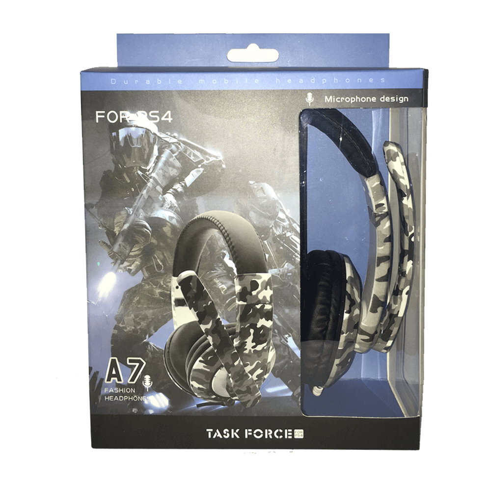 Task Force A7 Fashion Headset