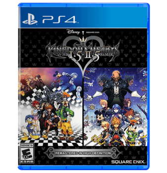 Kingdom Hearts HD 1.5 + 2.5 ReMIX Used - PS4