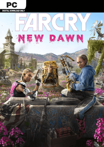 Far Cry New Dawn - PC Uplay Code