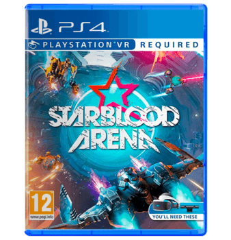 StarBlood Arena - PlayStation 4 - Used