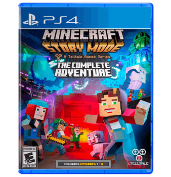 Minecraft Story Mode: The Complete Adventure - Used