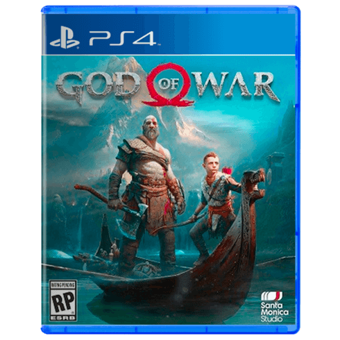God of War PlayStation 4 - Used