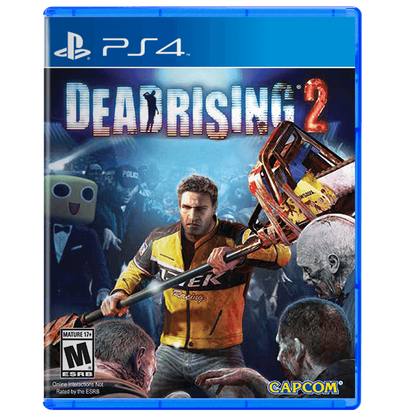 Dead Rising 2 - PlayStation 4 (Used)