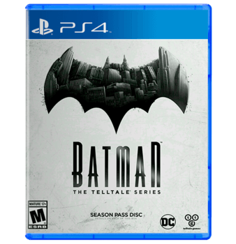 Batman The Telltale PlayStation 4 PS4 -Used