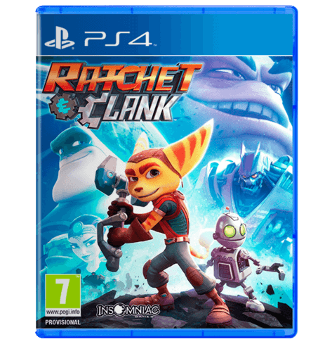 Ratchet & Clank - PS4 Arabic Edition (Used)