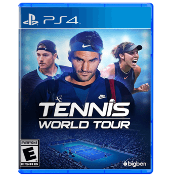 Tennis World Tour - Used - PS4