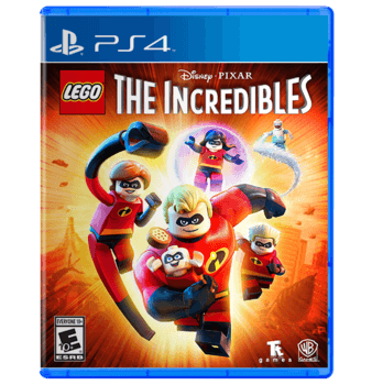 LEGO The Incredibles - Used - PS4