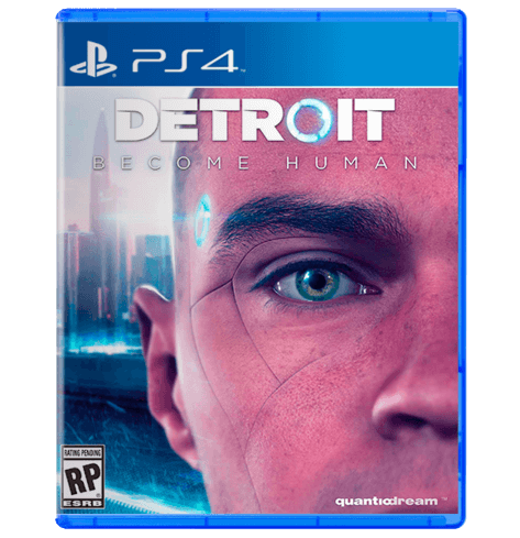 Detroit: Become Human - Used - PS4