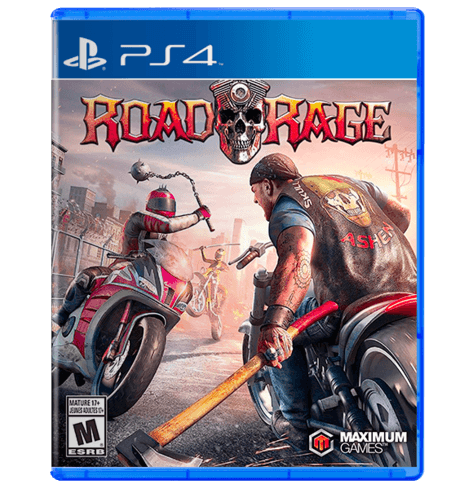 Road Rage - PlayStation 4 - PS4
