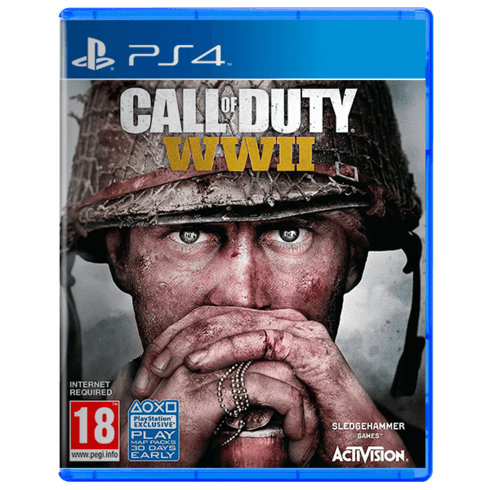 Call of Duty: WWII (Used) - PS4