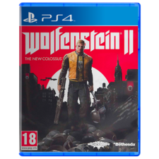 Wolfenstein II: The New Colossus Used -PS4