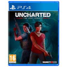 Uncharted The Lost Legacy Used -PS4