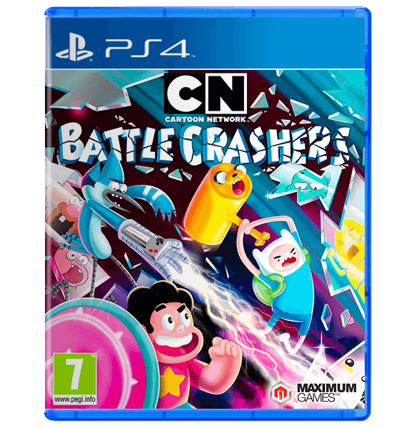 Cartoon Network - Battle Crashers - Used