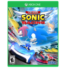 Team Sonic Racing. x box
