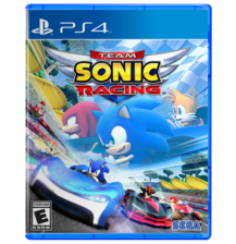 Team Sonic Racing PlayStation 4 PS4