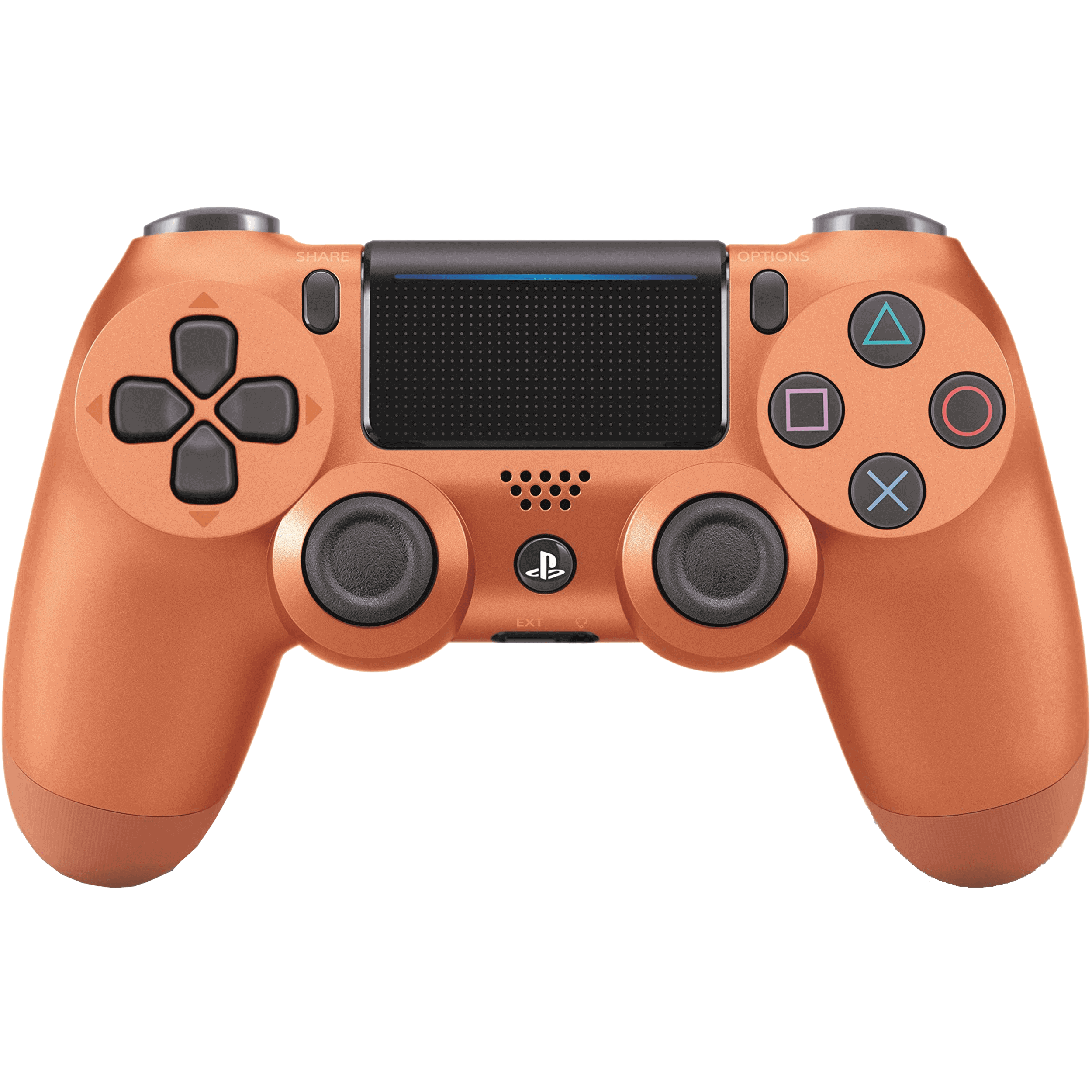 PS4 Controller - Metallic Copper - PlayStation 4