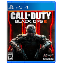 Call Of Duty Black Ops 3 Arabic - PS4 Used
