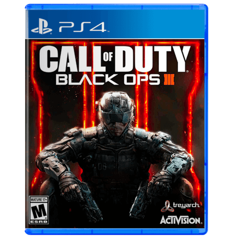 Call of Duty: Black Ops III - PlayStation 4 (Used)