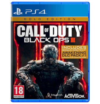 Call of Duty: Black Ops III - Gold Edition - PlayStation 4 - PS4
