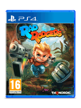Rad Rogers PlayStation 4 - PS4