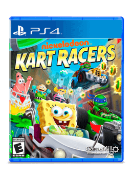 Nickelodeon Kart Racers  PlayStation 4 - PS4
