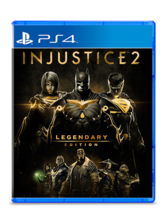 Injustice 2 Legendary Edition ps4 - PlayStation 4