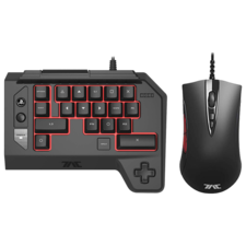 HORI Official SONY PS4 Mouse and Keyboard