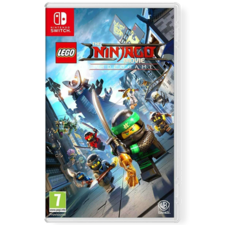 LEGO Ninjago Movie Game: Videogame Switch